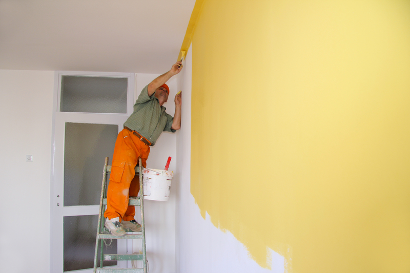 Home Interior Painting Tools